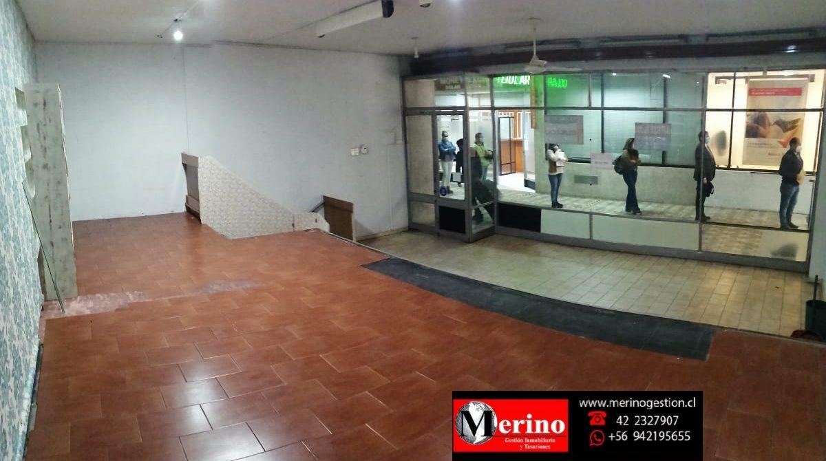 SE ARRIENDA LOCAL GALERIA CONCEPCION